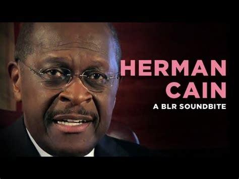 Herman Cain Meme - quot herman cain quot a blr soundbite youtube