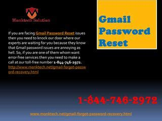 gmail password resetter is gmail password recovery 1 844 746 2972 really tough by