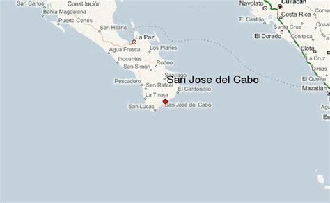 san jose cabo map mexico san jose cabo location guide