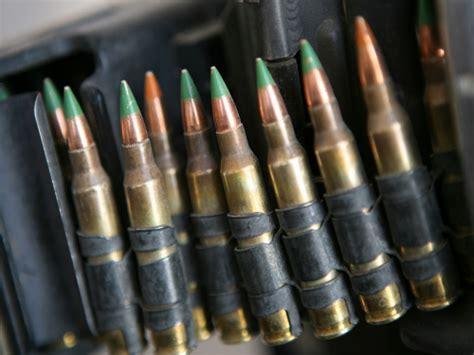 Ammo Background Check The Next Gun Push Ammunition Background Checks