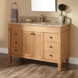 bathroom vanity and sinks 48 quot marilla vanity for undermount sink bathroom
