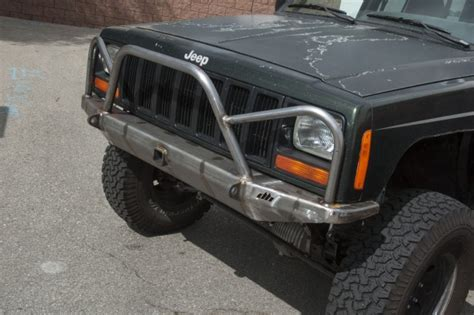 Jeep Xj Road Bumpers Mojave Front Bumper Jeep Xj Front Bumpers