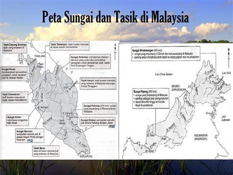Air Di Malaysia unit 6 bentuk muka bumi