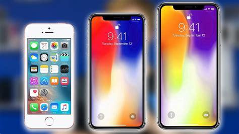 iphone lineup 2018 iphone lineup