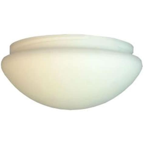 Ceiling Fan Globes Home Depot by Midili Ceiling Fan Replacement Glass Globe 08239204295