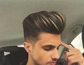 mens hair color ideas pompadour hairstyles mens hairstyles 2017