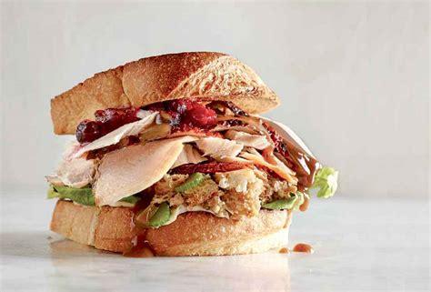 turkey cranberry sandwich recipe leite s culinaria