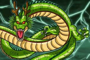 How to draw shenron from dragon ball z step by step dragon ball z