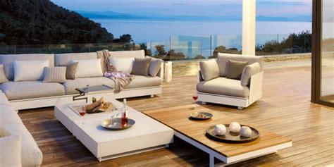 salon de jardin haut de gamme mobilier haut de gamme pour salon de jardin le paysagiste