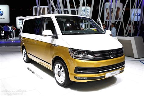 volkswagen multivan vw multivan 70 years of the bulli special edition is the