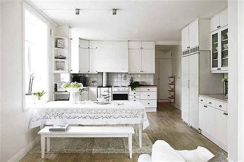 All White Kitchen Ideas 20 Sleek And Serene All White Kitchen Design Ideas To Inspire Rilane