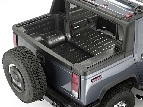 Hummer Boot 2 hummer h2 sut boot trunk 2005 1024x768 38 of 39