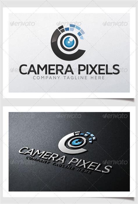 25 high quality psd ai photography logo templates web