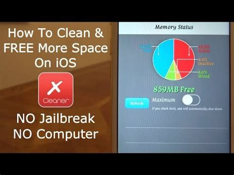 how to make more room on iphone new xcleaner free up more space on ios 9 10 10 3 3 no jailbreak no pc iphone ipod