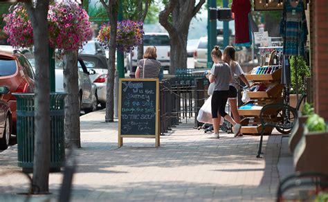 olde wadsworth grandview avenue streetscape aura