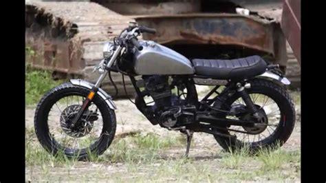 Honda Gl Max Modifikasi Style cara modifikasi megapro style modifikasi motor