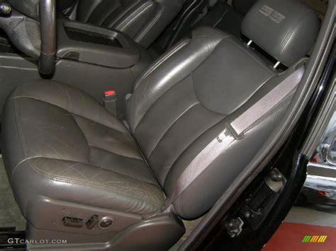 2003 chevy silverado ss car interior design