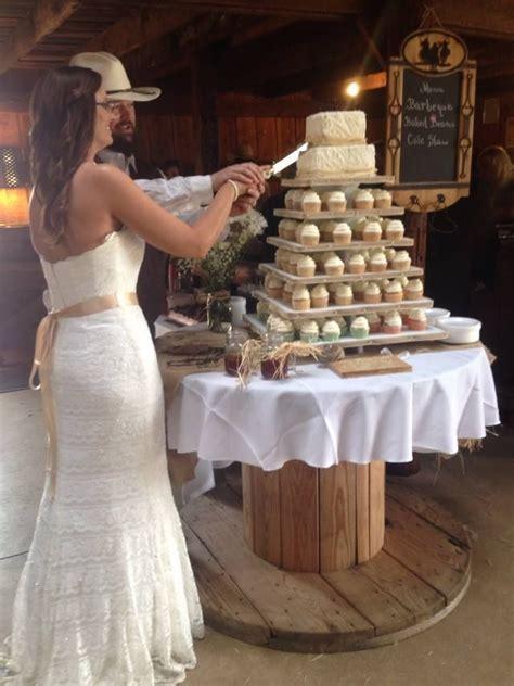 wooden spool cake table   Family Retirement Plan in 2019