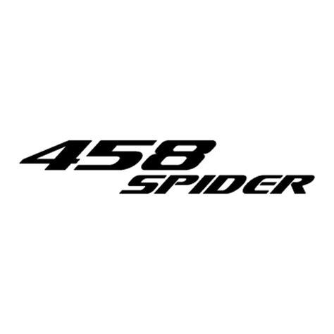 ferrari logo png sticker ferrari 458 spider logo