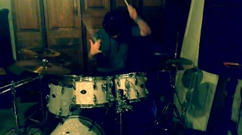 chelsea grin clockwork clockwork chelsea grin drum cover youtube