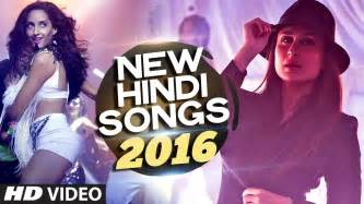 New Hindi Songs 2016 Hit Collection Latest Bollywood