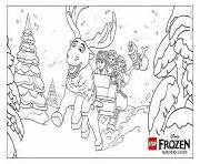 frozen group coloring pages lego disney coloring pages color online free printable