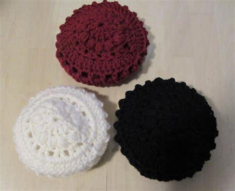 crochet pattern bun net site maintenance