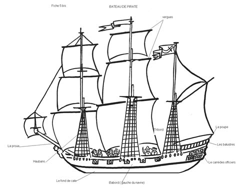 dessin bateau de plaisance bateau navire 95 transport coloriages 224 imprimer