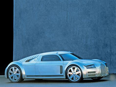 Audi Rosemeyer Concept by 2000 Audi Rosemeyer Concept Side Angle 1600x1200 Wallpaper