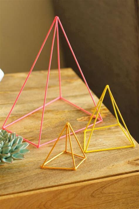 Comment Fabriquer Des Himmeli by Geometric Sculpture Diy Arbres De No 235 L D 233 Corations Pour