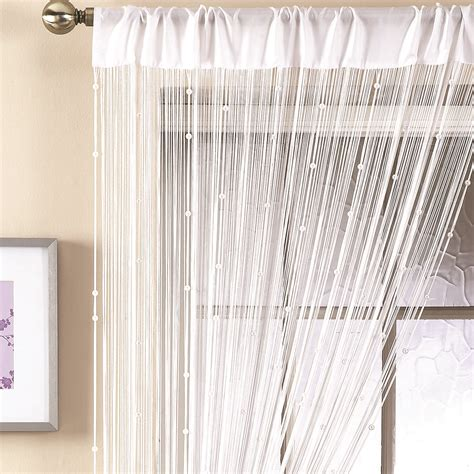 beaded window curtains simple beaded window curtains cabinet hardware room