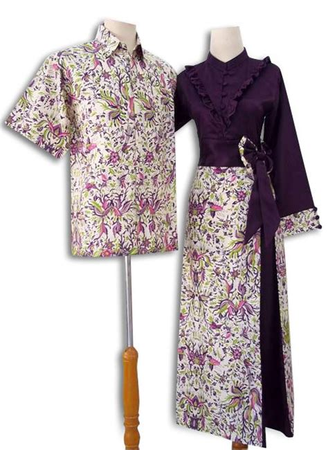 Gamis Alesha Batik Sarimbit Kebaya Modern 40 best gamis batik modern images on batik dresses and indian clothes