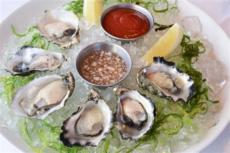 ringside fish house portland s ringside fish house hosting oyster shuck off where to eat guide