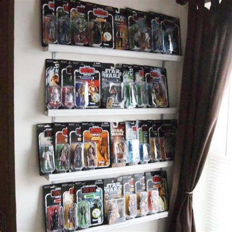 diy shelves for collectibles
