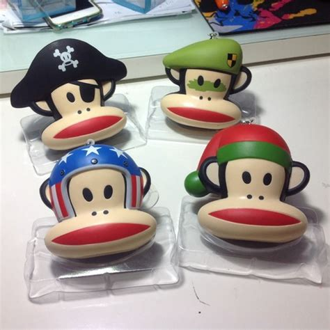 Special Smily Cloud Squishy squishystuff licensed paul frank monkey squishy mascot store powered by