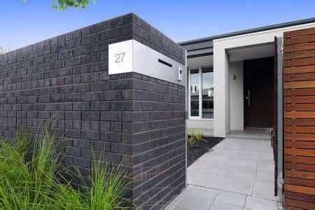desain cover kolom pagar rumah minimalis