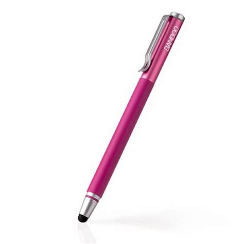 best bamboo stylus wacom bamboo stylus 2nd generation pink best price in