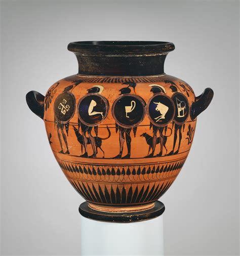 Ancient Greece Vase Painting by