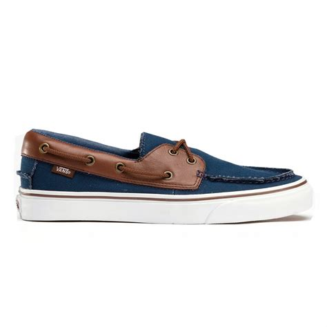 dress boat shoes vans zapato del barco dress blues boat shoe vans from