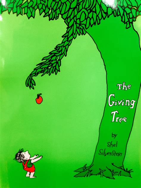 the giving tree the giving tree by shel silverstein my library