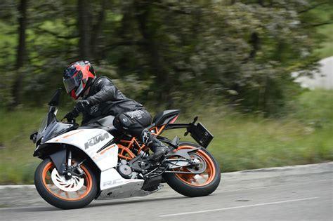 Ktm Test Ride Ktm Rc 125 Test Ride