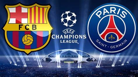 barcelona x psg barcelona 6 x 1 psg 08 03 2017 uefa chions league