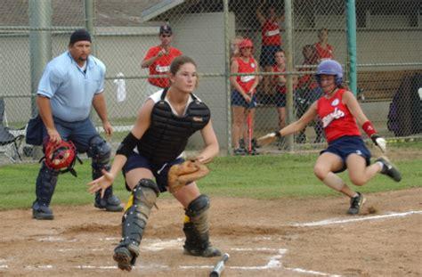 section 9 sports softball pics