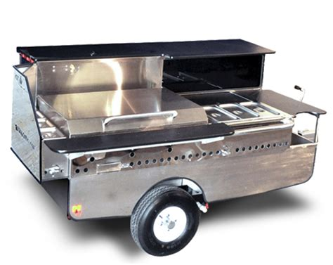 mobile food manufacturing the best carts dreammaker
