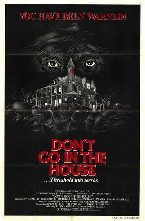 don t go in the house summer scares presents don t go in the house the 3rd ward geekadelphia