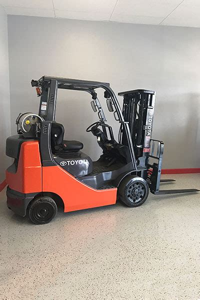 toyota service ontario used forklifts for sale repair in ontario riverside