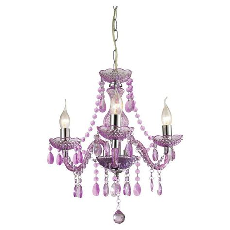 Purple Chandelier Purple Mini Chandelier Vivi S Room