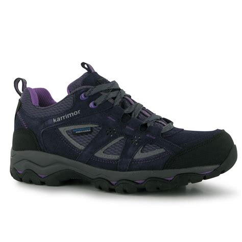 Karrimor Hiking karrimor mount low waterproof hiking walking shoes lace up