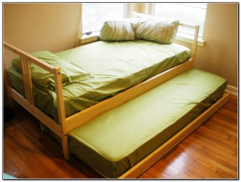 twin bed with trundle ikea twin trundle bed ikea beds home design ideas