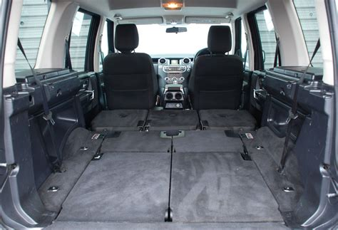 land rover discovery sport rear seats fold land rover discovery rear seat conversion rear seats